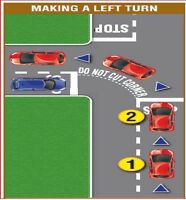 Mock (CAR) Road Test Practice and Video assisted Parking practi