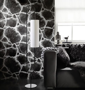 Washable Slate/Stone 3D Effect Paste the wall Wallpaper