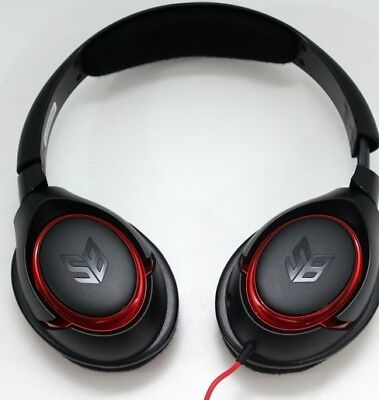 Creative Labs SoundBlaster Inferno Wired Headset (No Microphone) (IL/RT6-1333...