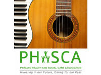 Adult Guiter/Keyboard Music Classes From £5 Per Lesson!