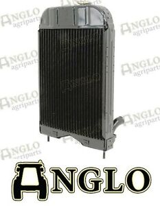 Massey Ferguson 135 148 Tractor Radiator (BRAND NEW) 3 Cylinder A3.152 Engine MF