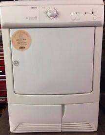 33 Zanussi ZDC37200 7kg White Condenser Tumble Dryer 1 YEAR GUARANTEE FREE DELIVERY