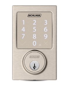 Looking for schlage sense smart lock
