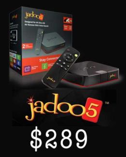 Jadoo5 Tv Set Box visit www.aukart.com.au