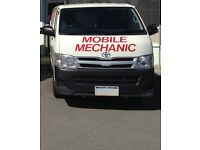 Mobile mechanic all vehicles diagnostics jump starts vehicle repair fuel prob breakdowns