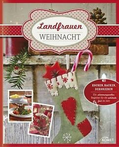 Landfrauen-Weihnacht von Rita Mielke und Sabine Durdel-Hoffmann (2015, Gebundene