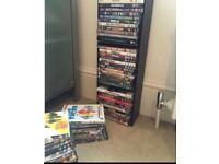 DVD collection x 50