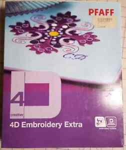 Pfaff Creative 7570 Embroidery Unit (Not Sewing Machine) London Ontario image 5