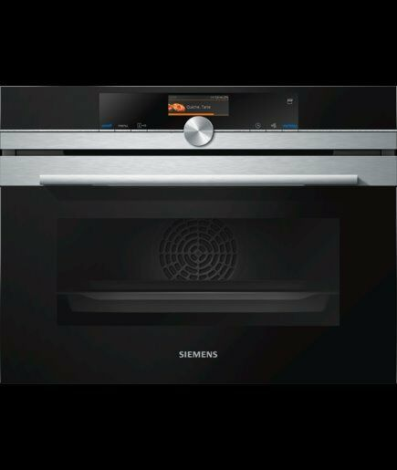 BRAND NEW AND BOXED SIEMENS COMPACT COMBINATION STEAM OVEN