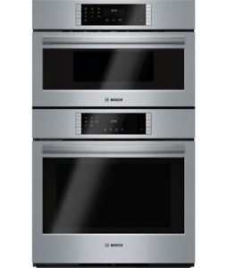 BOSCH WALLOVEN AND MICROWAVE(HBL87M52UC)