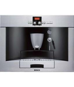 23-inch Bosch Coffee Machine, Built-in, Stainless