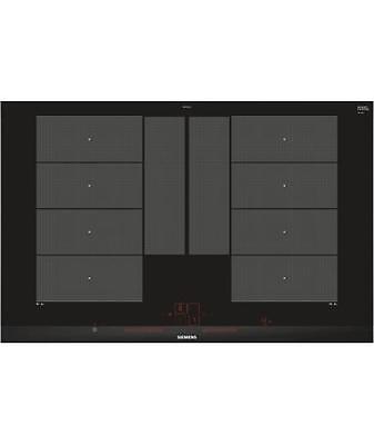 Siemens EX875LYC1E iQ700 Autarkes Induktions-Kochfeld, Glaskeramik, 80 cm breit,