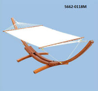 Hammock with Wooden Stand - TAX INCL