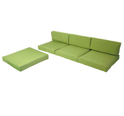 Outsunny 5pc Outdoor Sofa Chaise Lounge Replacement