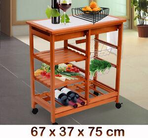 Meuble de rangement pour cuisine chariot de service for Acheter bois pour meuble
