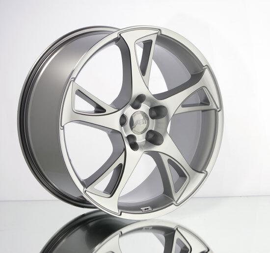"4 Audi A4 B8 Diamond Machined Borbet Alloy Wheels abt BR 9x 20"" 5 112"