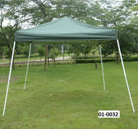 Pop Up Tents, Various Sizes With or Without Walls - TAX INCL