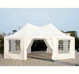Special Wedding Tent / Octagonal 22'x17' Party Tent Event Tent