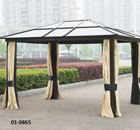 Hard Top Gazebos - 10x10 or 12x10 - TAX INCL