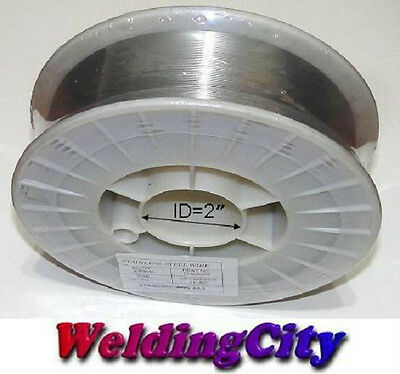 Weldingcity Stainless 308l Mig Welding Wire Er308l .030 0.8mm 11-lb Roll