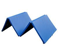 Yoga Mat 10'×4'×2'' Gym Exercise Aerobics Gymnastics