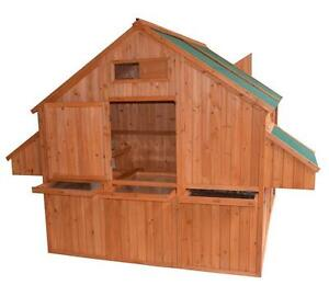 Coop pour poules Cage a Poules - Lapin 100.4 pouces Neuf Gatineau Ottawa / Gatineau Area image 1