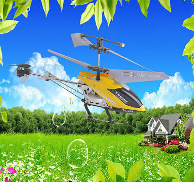 3.5 Channel RC Infrared Remote Control Helicopter w/ Motion Sensor System New ()