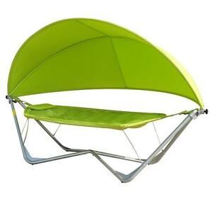 Hammock Camping Bed Folding Pea Pod With Stand Outdoor