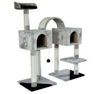 "TWICE THE FUN!! 55"" CAT TREE SALE HST & FREE SHIP INCL CANADA"