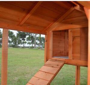 Coop pour poules Cage a Poules - Lapin 82 pouces Neuf Saguenay Saguenay-Lac-Saint-Jean image 7