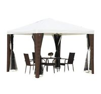 10x10 Party tent with Mesh / Tent for sale / Patio Tent /Wedding