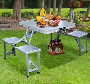 Outdoor-Aluminum-Picnic-Table-Portable-Seats-Folding-Camping-With-Case-Chair