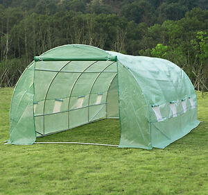 Replacement Tarps for Outsunny Greenhouses