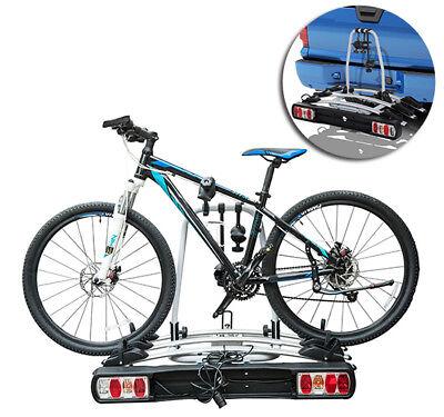 Fahrradträger für 3 Fahrräder Anhängerkupplungsträger Heckträger Auto
