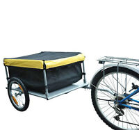 Remorque Trailer chariot cargo pour bicycle vélo bicyclette neuf