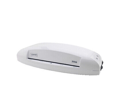 Staples Thermal Cold Laminator 9.5 Width White 26530 - New Sealed In Box