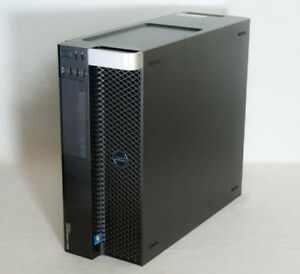 DELL PRECISION T3600 TOWER WORKSTATION INTEL QUAD CORE XEON E5-1