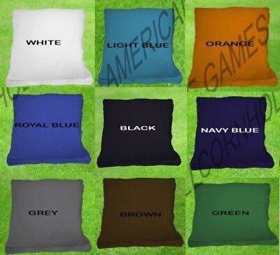 8-Quality-Cornhole-Bean-bags-All-Weather-Corn-Hole-Bags-Free-Bag-Carry-Pack! Cornhole Bags Bean Bag