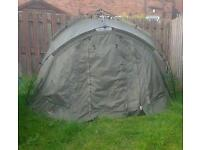 1 man tf gear fishing bivvy