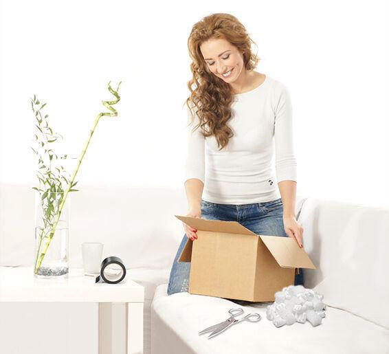 versandkartons pakete packen leichtgemacht ebay. Black Bedroom Furniture Sets. Home Design Ideas