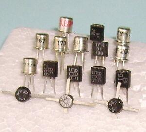 RF-Transistors-BF167-BF173-BF180-BF199-BF200-BF272-BF256-to-BFR-and-BFQ16