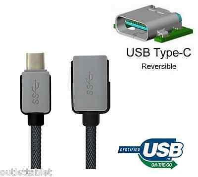 CABLE USB OTG Type C para NINTENDO SWITCH