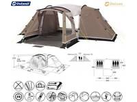 Outwell Michigan L tent with lots of accessories