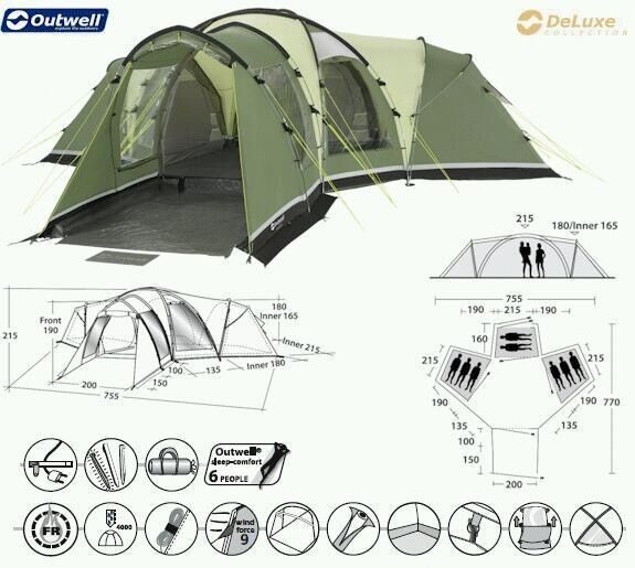 Outwell Hartford XL Tent  sc 1 st  Gumtree & Outwell Hartford XL Tent | in Southampton Hampshire | Gumtree