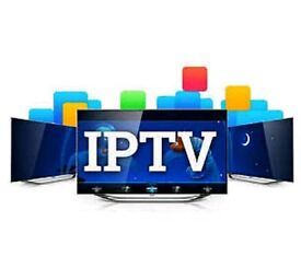 **12 MONTHS IPTV SUBSCRIPTION 500+ CHANNELS WITH HD**