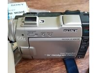 Sony camera recorder spares or repair