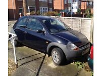 2004 Ford KA for spares or repairs