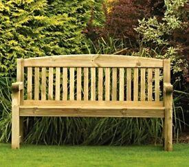 5ft luxury bench