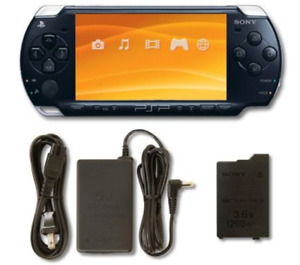 USED: PlayStation Portable 2000 System