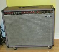 Fender The Twin 100/25 watts a Lampes/ tube amp